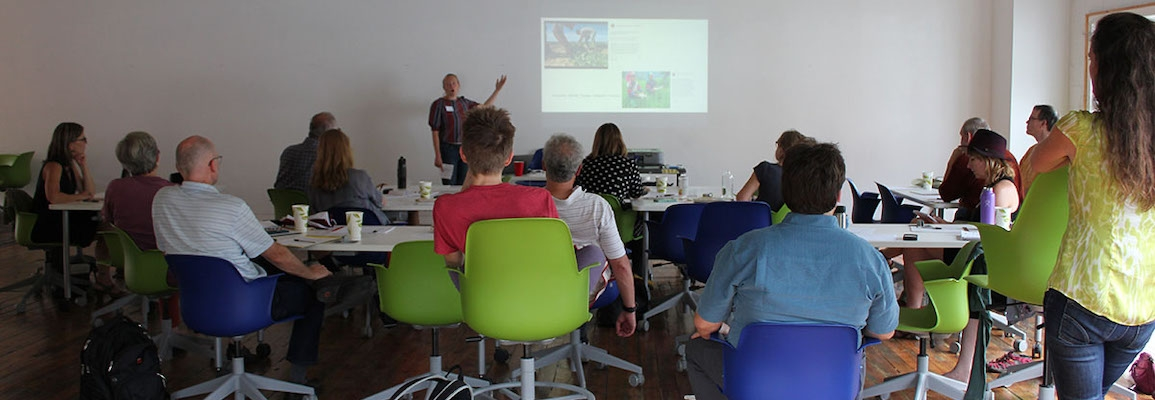 Climate Stories Collaborative workshop